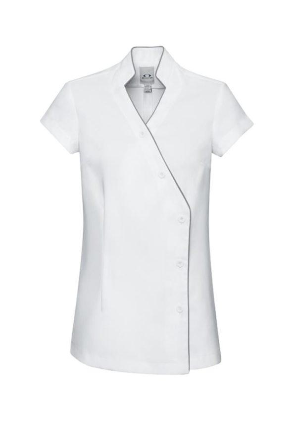 Ladies Zen Crossover Tunic