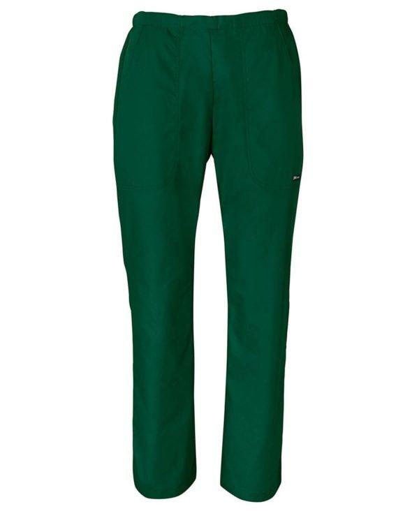 Ladies Scrubs Pant Green