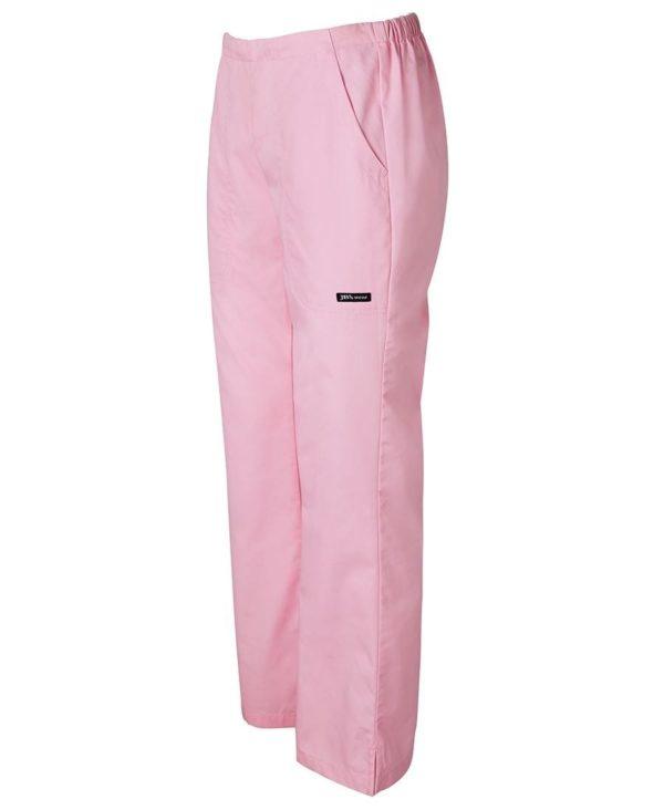 Ladies Scrubs Pant Pink