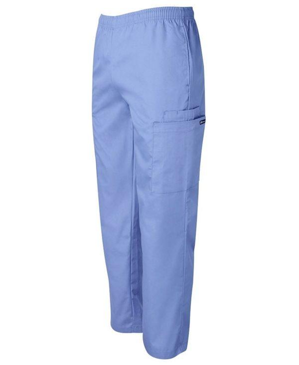 Unisex Scrubs Pant light blue