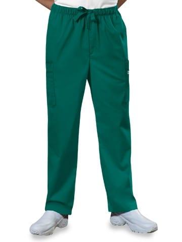 Premium Workwear Mens Drawstring Scrubs Pant Hunter