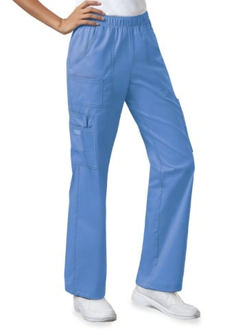 Premium Workwear Womens Pull On Scrubs Pant Ciel