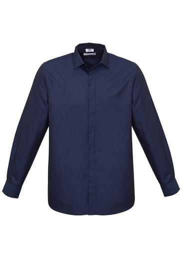Men's Hemingway Long Sleeve Shirt Worn