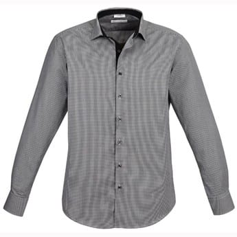 Mens Edge Long Sleeve Shirt Worn