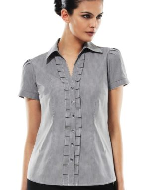 Ladies Edge Short Sleeve Shirt Worn