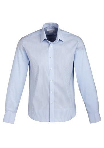 Mens Long Sleeve Berlin Shirt Worn