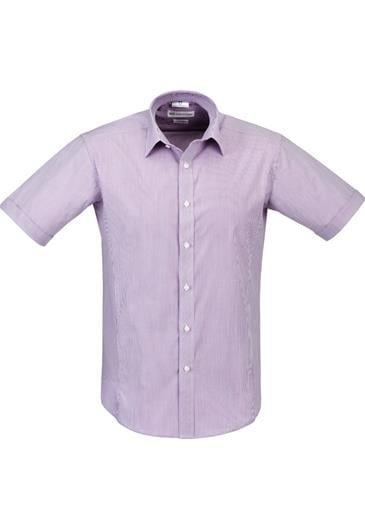 Mens Short Sleeve Berlin Shirt Worn