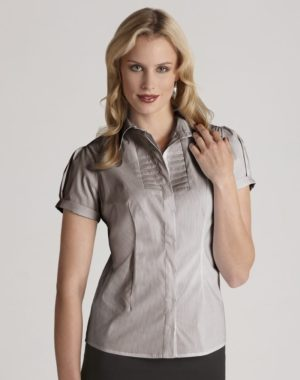 Ladies Short Sleeve Berln Shirt Worn