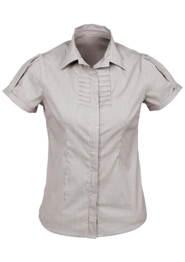 Ladies Short Sleeve Berln Shirt Worn