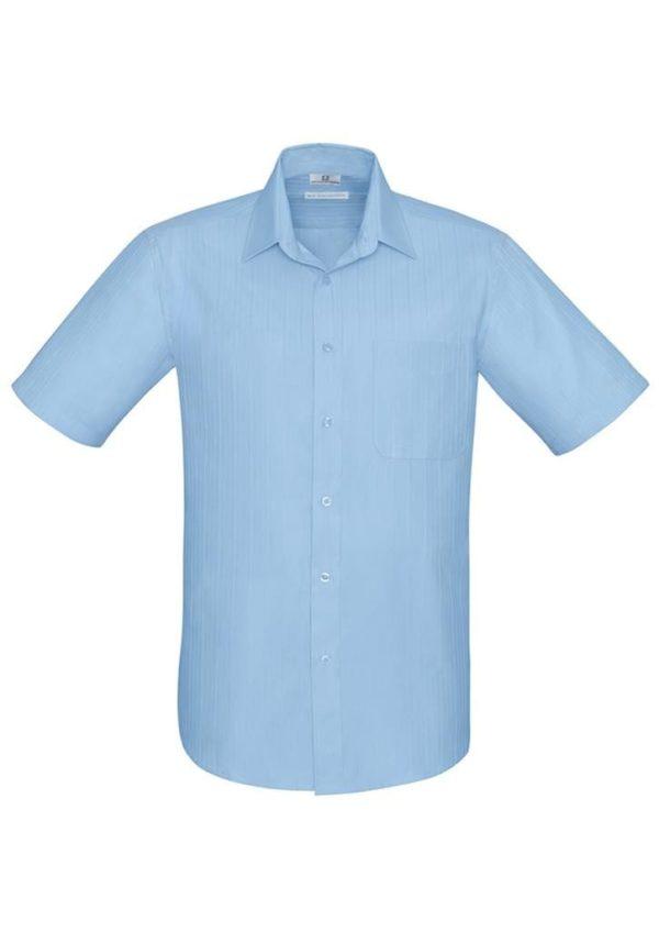 Mens Short Sleeve Preston Shirt Worn