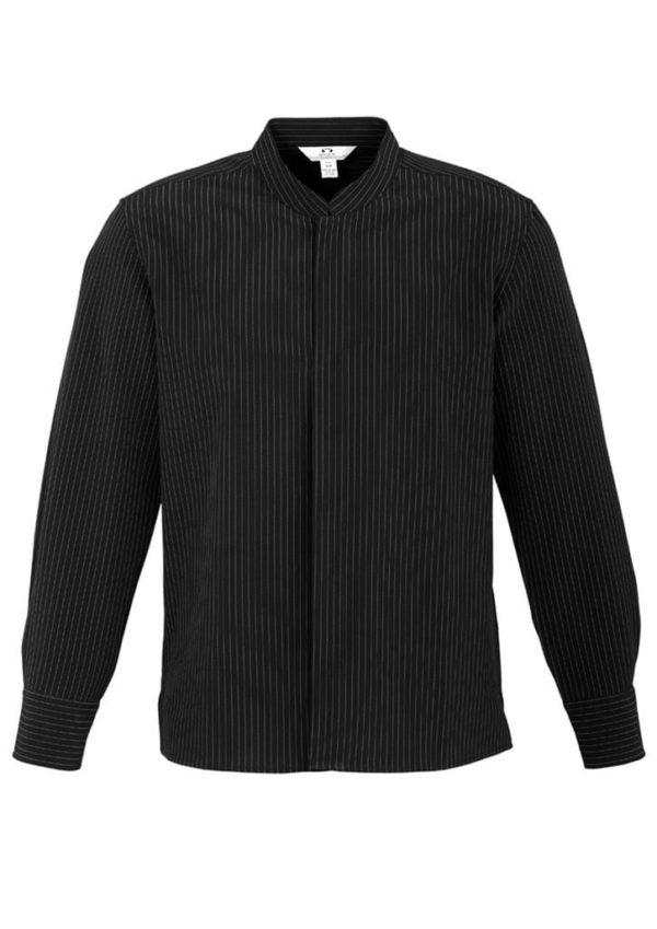 Mens Long Sleeve Quay Shirt Worn
