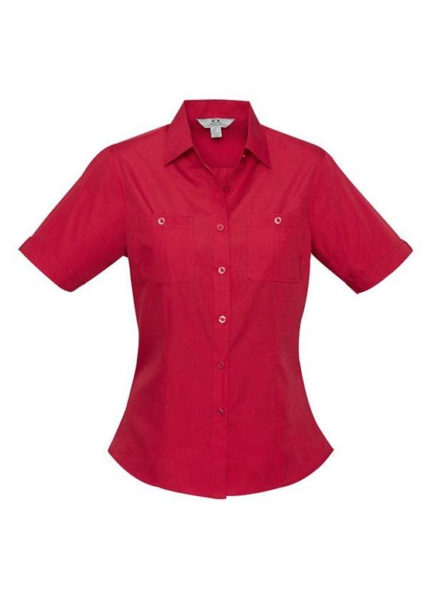 Ladies Short Sleeve Bondi Shirt Worn