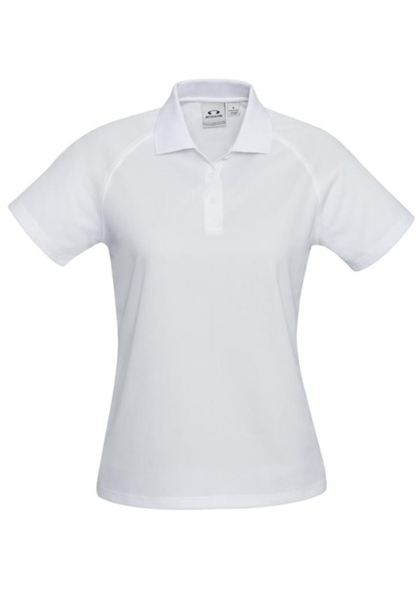 Sprint Polo White