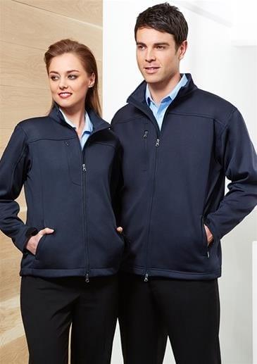 Soft Shell Jacket worn