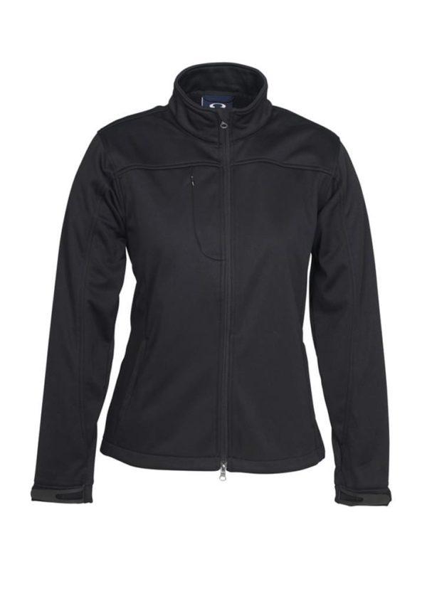 Soft Shell Jacket black