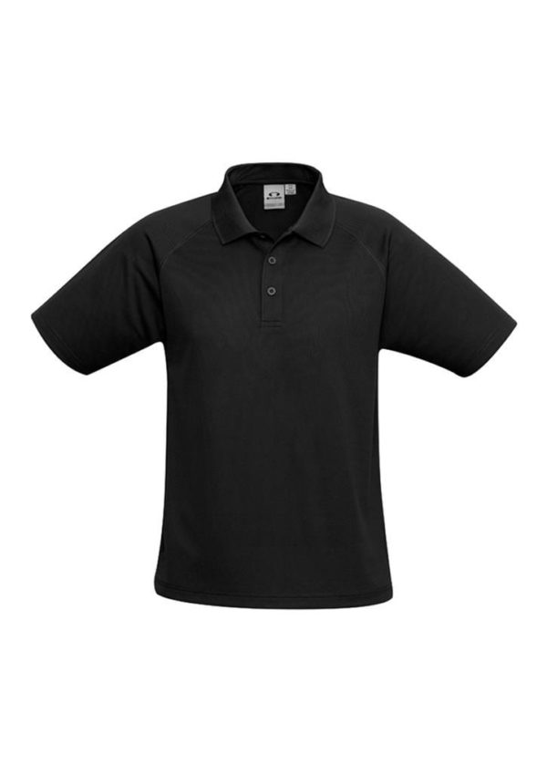 Sprint Polo Black