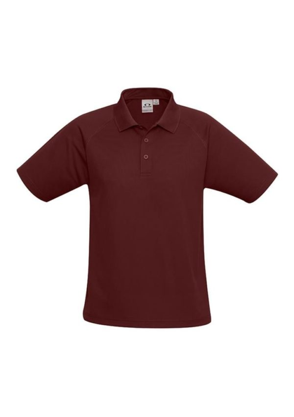 Sprint Polo Maroon