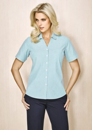Advatex Lindsey Ladies Short Sleeve Shirt
