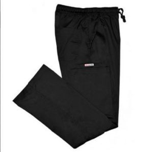 Ladies Cargo Pant black