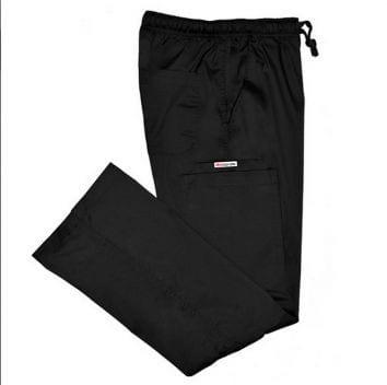 Ladies Cargo Pant black
