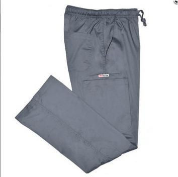 Ladies Cargo Pant grey