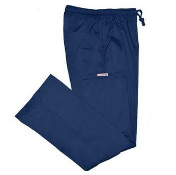 Ladies Cargo Pant Navy