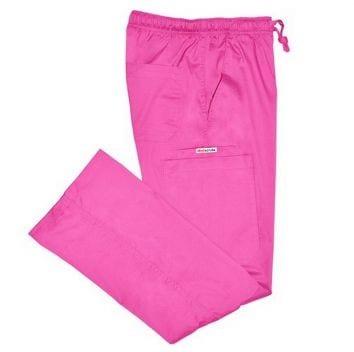 Ladies Cargo Pant Pink