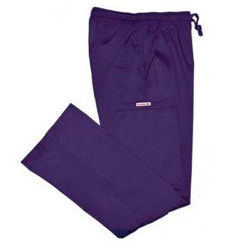 Ladies Cargo Pant Purple