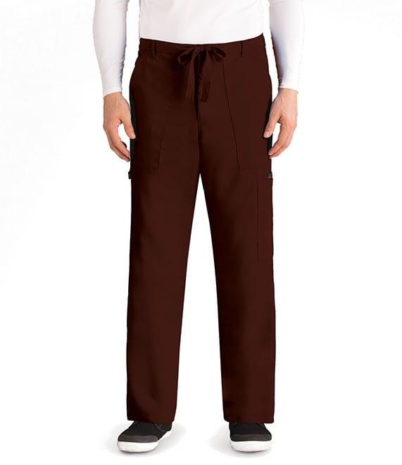 Drawstring Scrub Pants Truffle