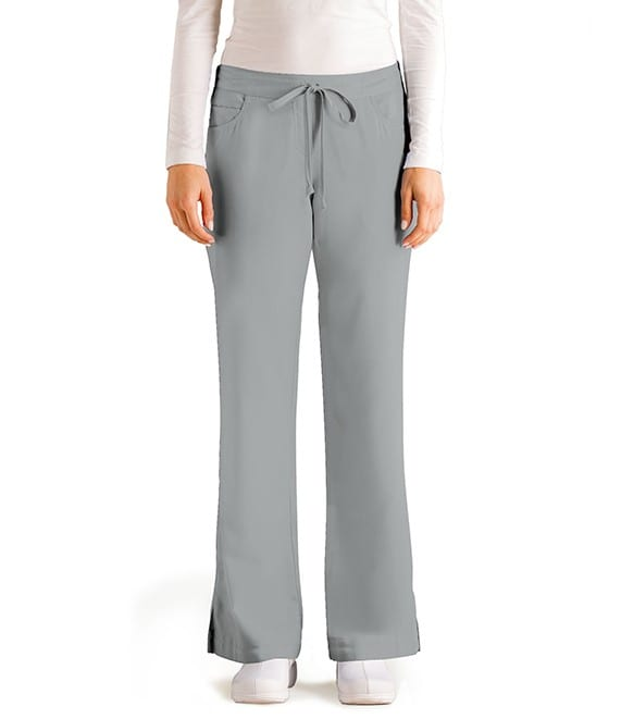 5 Pocket Drawstring Scrub Pant Moonstruck