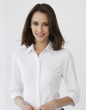 Ladies Stirling 3/4 Sleeve Shirt