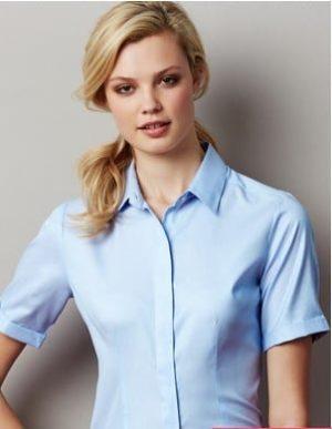 Ladies Stirling Short Sleeve Shirt