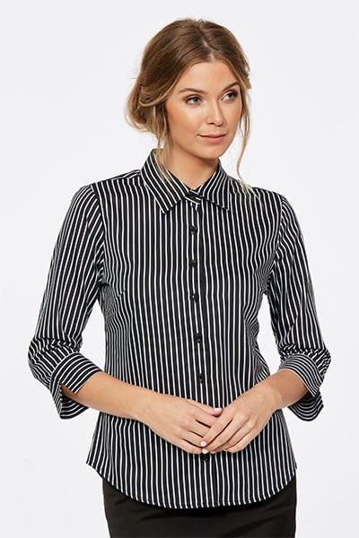 Ladies Bold Stripe Shirt