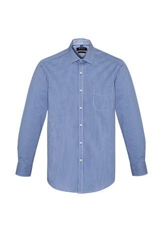 Newport Mens Long Sleeve Shirt French Navy