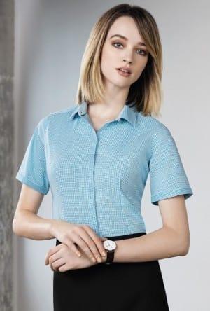 Newport Ladies Short Sleeve Shirt