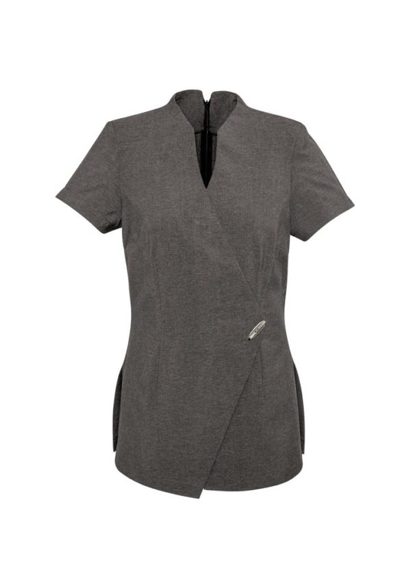 Ladies Spa Tunic Natural
