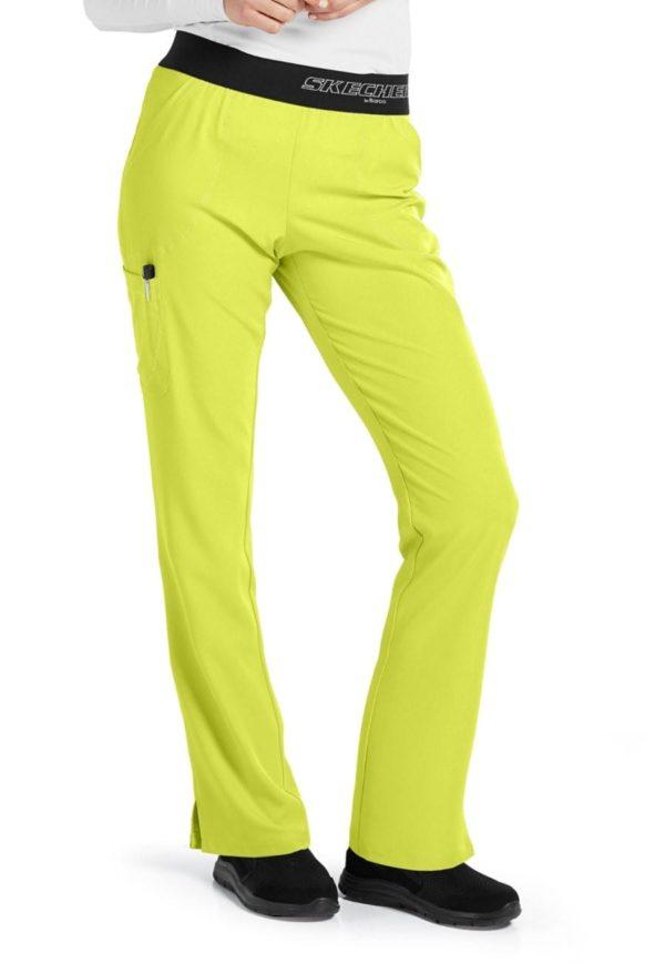 Vitality Scrub Pant Sunny Lime