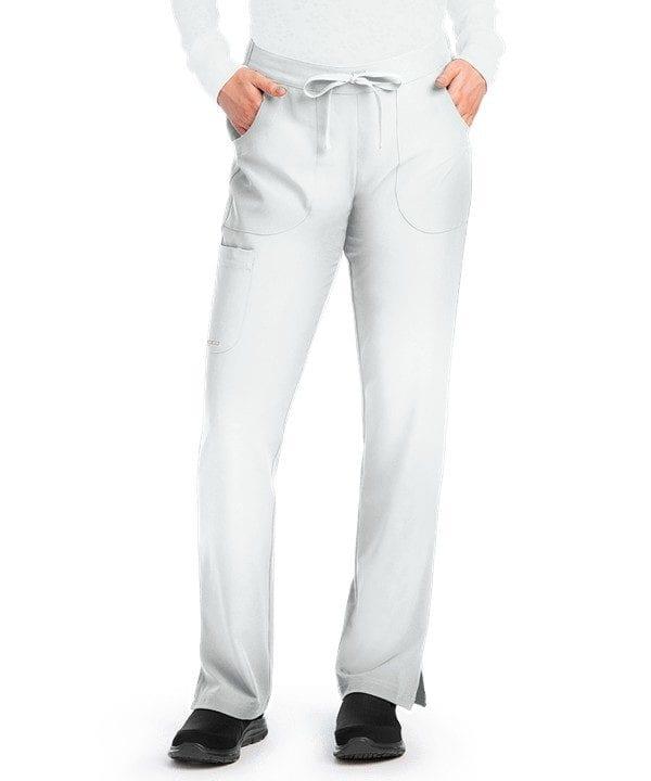 Reliance Scrub Pant White