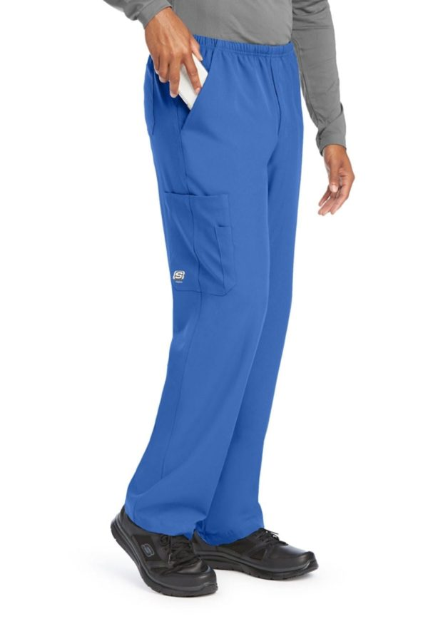 Structure Scrub Pant New Royal