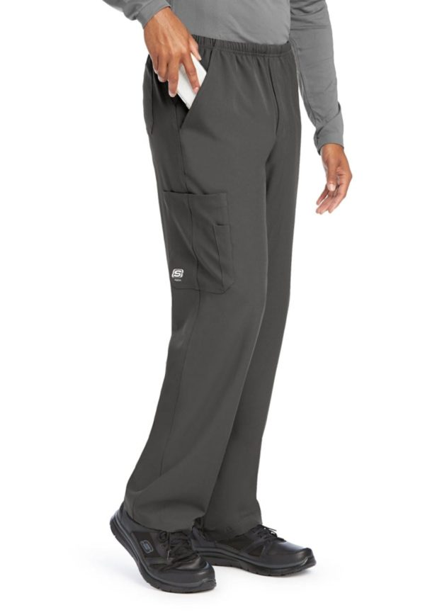 Structure Scrub Pant Pewter