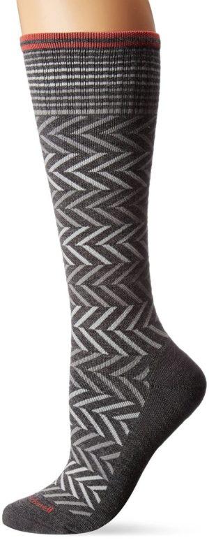 Sockwell Chevron Sock Charcoal