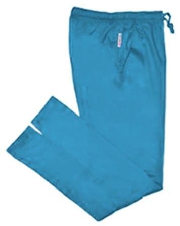Ladies Bootcut Scrub Pants Carib