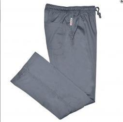 Regular Unisex Pants Grey