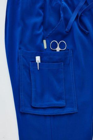 Men's Multi-Pocket Scrub Pant