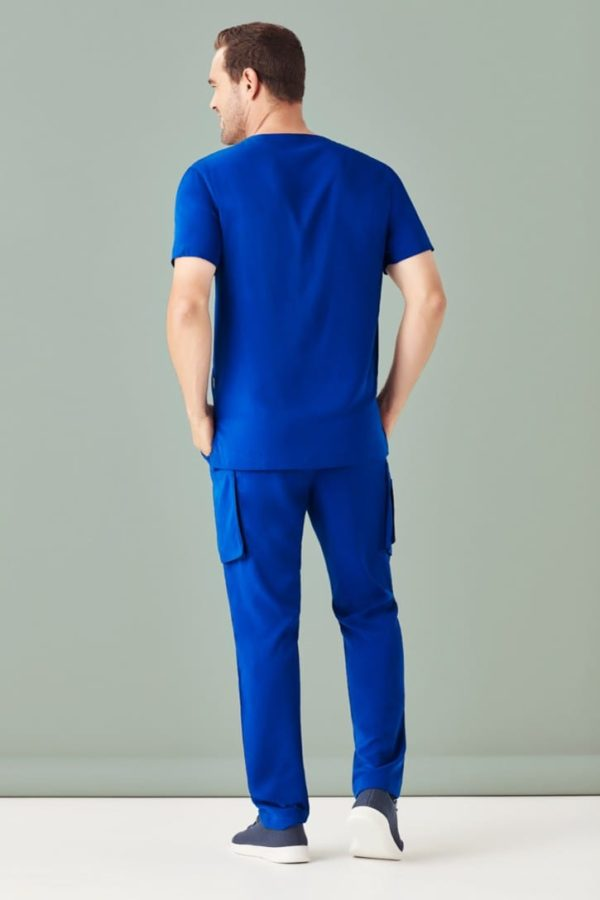Men's Multi-Pocket Scrub Pant